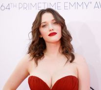 I want to cum on Kat Dennings whore face