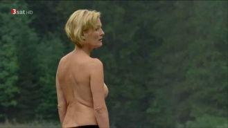 German Actress Suzanne von Borsody