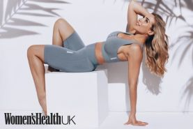 Gemma Atkinson gym body
