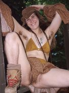 Miscellaneous girls showing hairy armpits 14