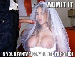 Sissy Bride