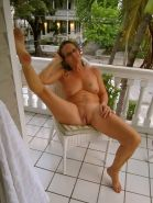 Exhibitionist mature Why Straight