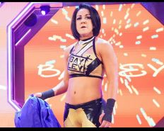 WWE  nackt Bayley Nature Of
