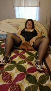 Old wife whore Cathy from a friend